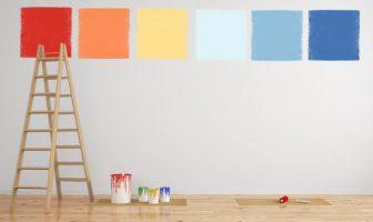 Dịch vụ sơn lại nhà BMT