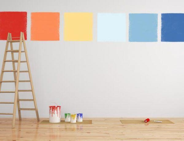 Dịch vụ sơn lại nhà BMT, báo giá sơn nhà tại Buôn Ma Thuột