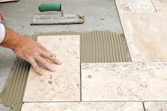 Dịch vụ Sửa chữa, thay gạch lát nền nhà tại BMT