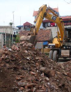 Dịch vụ san lấp mặt bằng Buôn Ma Thuột Đắk Lắk trọn gói giá rẻ